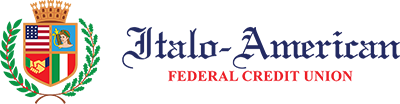 Italo American FCU Logo